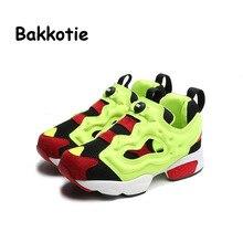Bakkotie 2017 Children Fashion Baby Boy Casual Sport Shoe Mesh Casual Sneaker Leisure Running Flat Trainer Breathable Kid Brand