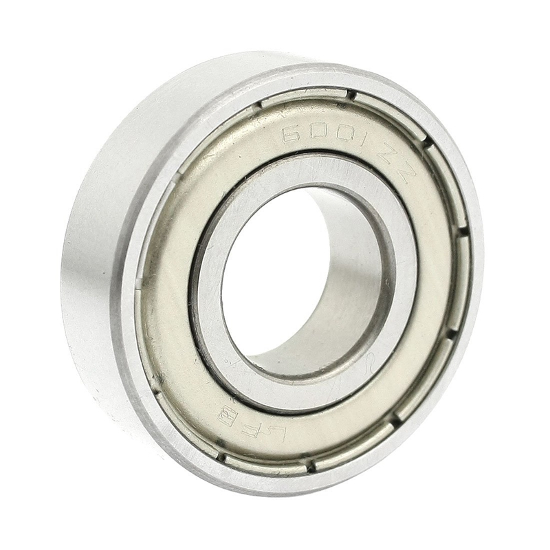 6001ZZ Double Shielded Deep Groove <font><b>Ball</b></font> <font><b>Bearings</b></font> <font><b>28mm</b></font> x 12mm x 8mm Features metal material, double shielded, to protect the bear image