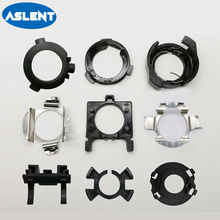 Aslent H7/H1 for LED Headlight Bulbs Mounting Adapter Holders H1 H7 Lamp Install Adapter Base for BMW/Hyundai/Benz/Buick/Nissan egr valve for hyundai h1 2 5 crdi 284104a470 284934a450 284934a421 28410 4a470 28493 4a450 28493 4a421