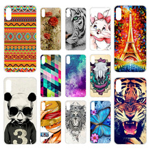 Soft TPU Case Huawei Y6 2019 Case Silicone Back Cover Phone Case For Huawei Y6 Prime Pro 2019 Y 6 2019 MRD-LX1 MRD-LX1F for huawei y6 2019 case silicone soft tpu back cover fundas y6 prime 2019 matte phone bumper case for huawei y6 prime 2019 6 09