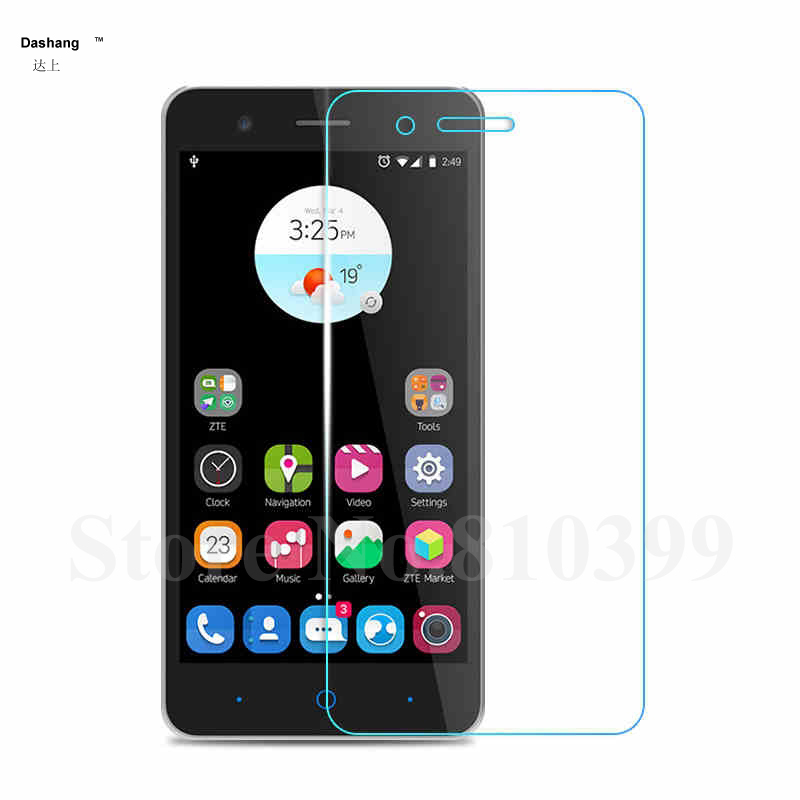 9h premium tempered glass screen protector for zte blade. Black Bedroom Furniture Sets. Home Design Ideas