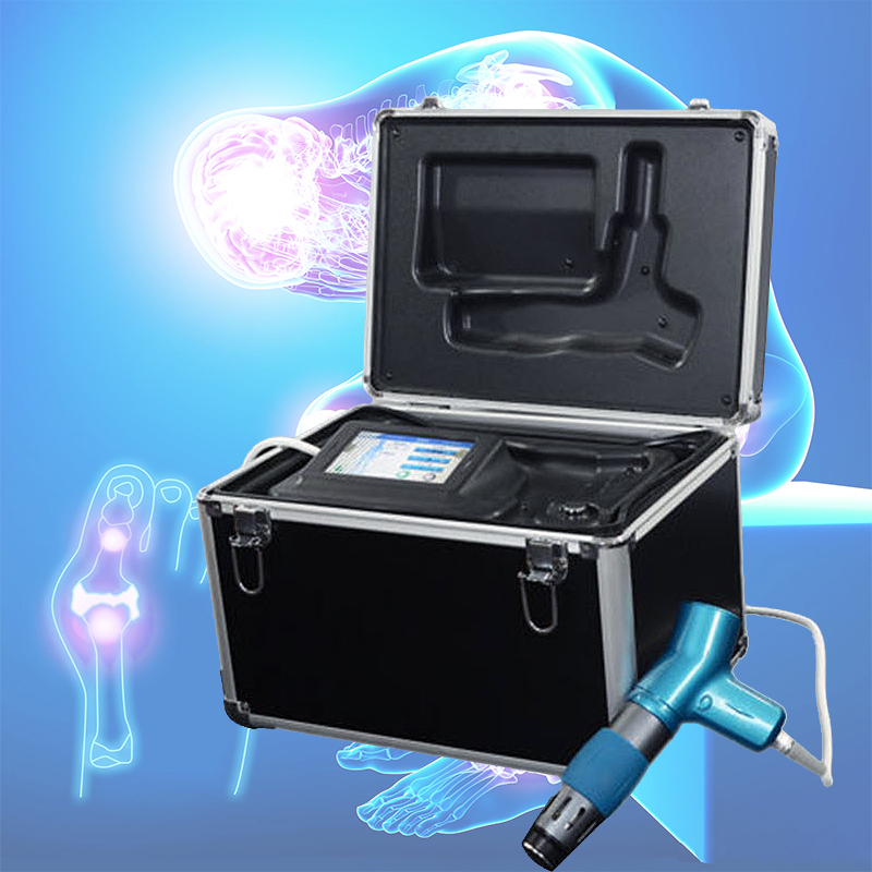 2 pcs Effective Physical Pain Therapy System Shock Wave Machine For Pain Relief Shipping by DHL sports injury laser physical therapy body pain relief machine page 10