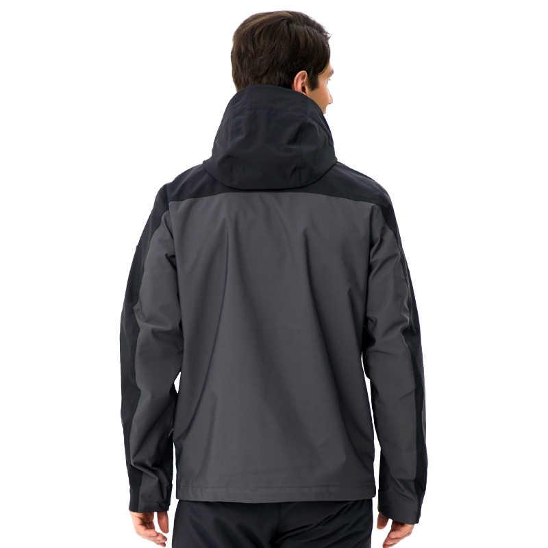 実行している川男性キャンプハイキングジャケット 4 色サイズ 46-56 高品質服屋外ウインドブレーカー防風コート # k8369