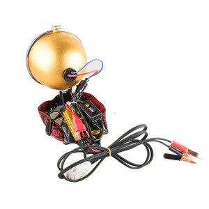 Image 5 - בהיר קמפינג 12V 35W HID פנס 55W דיג מנורת ראש מנורת 75W פנס 100W ציד זרקור ראש אור קסנון פנסים