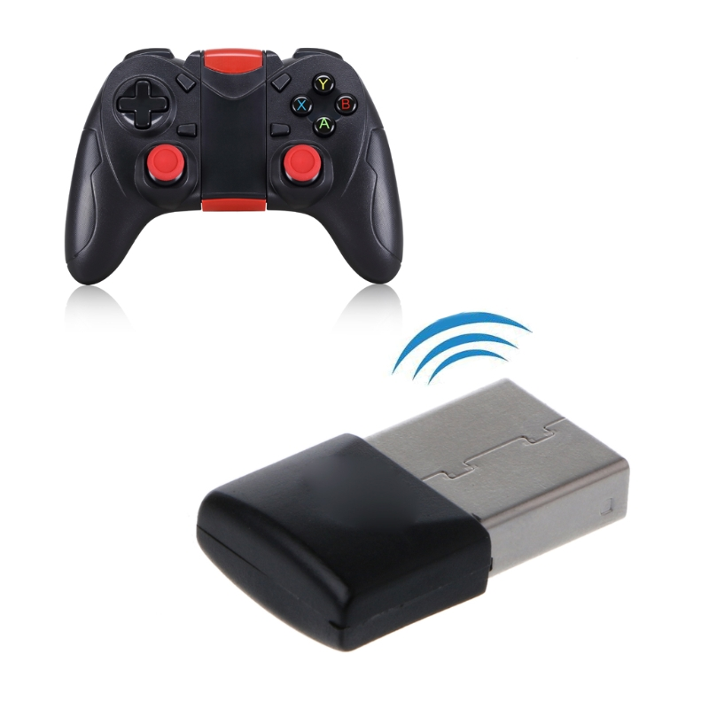 USB Gadget Accessories GEN GAME Bluetooth Controller Gamepad Remote Wireless Receiver For S3 / S5 /T3