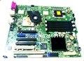 100% de trabajo de servidor placa madre para dell precision t5500 crh6c d883f 0d883f placa base totalmente probado