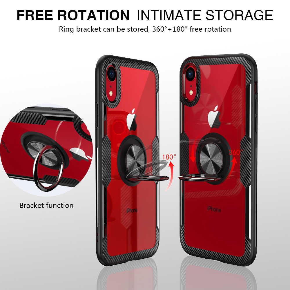 Ốp Lưng Điện Thoại Iphone 11 Pro XS Max Ốp Lưng Trong Suốt Từ Ô Tô Dành Cho iPhone 7 6 S 6 S 8 plus X XR Ốp Lưng 7Plus Coque Fundas