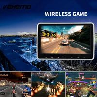 Vehemo 10.1inch HDMI USB SD Car Headrest Player Recorder DVD Monitor Portable Universal Game Console TFT LCD