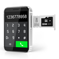Smartwatch Rectangle smart watch men for apple watch 2.2inch big color screen smart phone VS Q18 GT08 A1 QW08 reloj inteligente