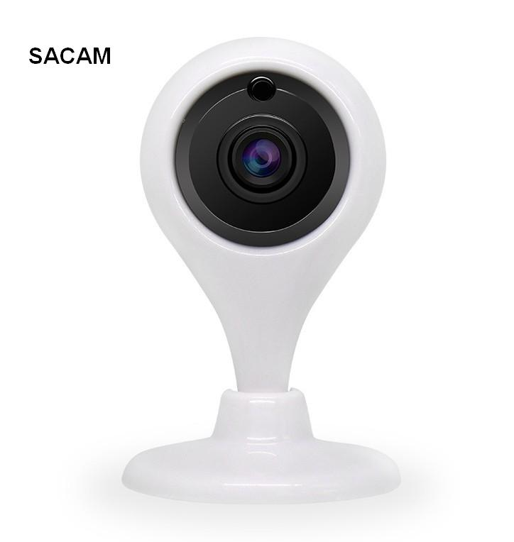 Mini 720p HD Wi Fi home video surveillance security IP camera, use card machine with Alexa smart alarm night vision CCTV securi