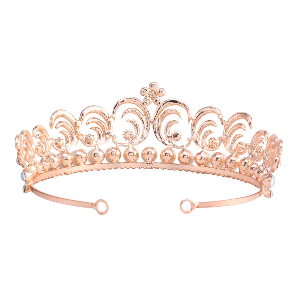 ... Crystal Hair Tiara Wedding Crown Veil Headband wedding tiaras for bridesUSD  14.76 piece. HG00263 (4) HG00263 (2) HG00263 (1) HG00263 ... 6264dc7f906b