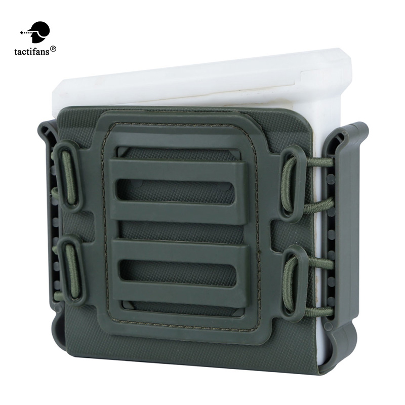 Fits For Asw338 L96a1 mg-42 Hunting Military Army Tactical Airsoft Accessories Scorpion Sniper Magazine Pouch M82a1 And More Beneficial To The Sperm