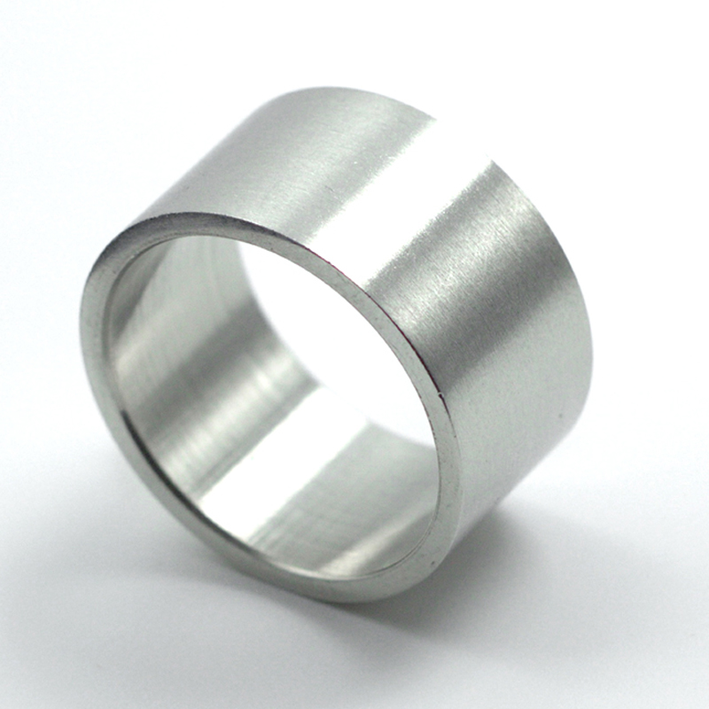 Free shipping wide 12mm 316L stainless steel ring wedding rings for women fine  jewelry Titanium punk