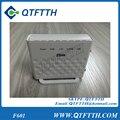 Original zte gpon onu, uma Porta de Rede Óptica Terminal ZXA10 F601 aplica a FTTH modos, Interface de Inglês