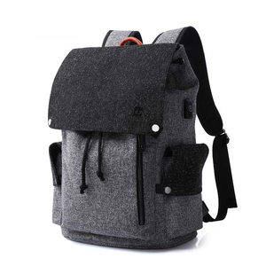 Image 1 - Mens Backpacks Mochila For 15 Inch Laptop USB Backpack Fashion Stundet Schhol bag Teens Backpack Water Repellent Rucksack women