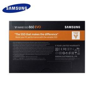 Image 3 - SAMSUNG disque à semi conducteurs interne 860 EVO 250GB 500GB ordinateur portable ordinateur de bureau HDD disque dur SATA3 2.5 pouces SSD TLC disco duro 1 to