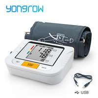 Yongrow 血圧モニター眼圧計全自動デジタルアッパーアーム血圧計 Bp モニター