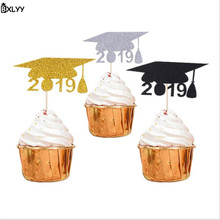 BXLYY2019 Dr. Cap Cake Insert Graduation Ceremony Dessert Table Decoration Party Supplies Baking Accessories.7z