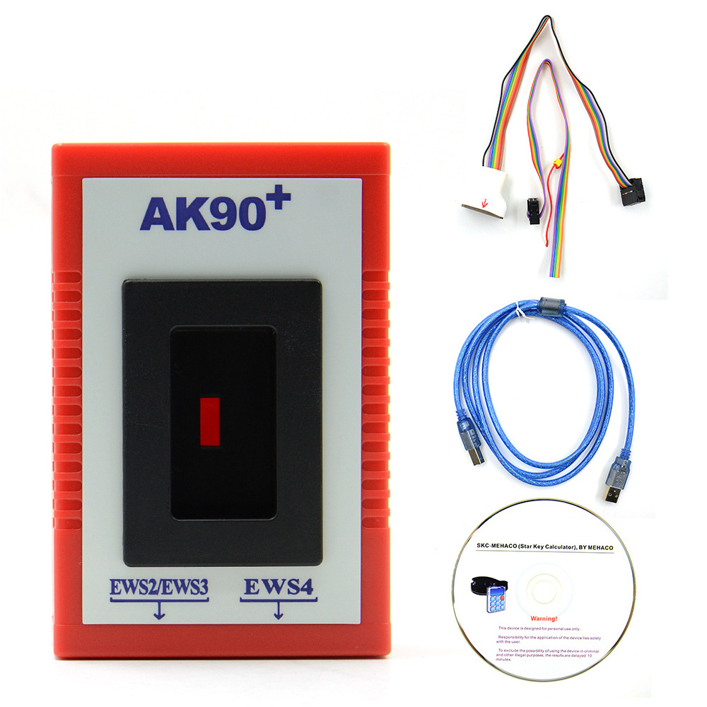 V3.19 AK90 Key Programmer AK90+ For All BMW EWS From 1995-2005 OBD2 Copy Car Keys by DHL Shipping carcode 2016 top rated professional r270 for bmw cas4 bdm programmer auto key programmer r270 cas4 free shipping