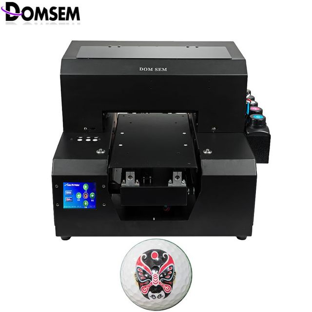 Reliable Quality digital ball printer/golf ball pad printing machine with high speed