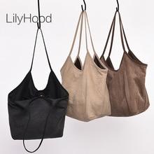 French Chic Fabric Top handle Bag 2020 Female Casual Tote Bag Women Big Size Capacity Handbag Feminine Daily Diaper Shopper Bag