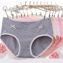 Women Underwear Cotton Pregnant Panties Cartoon Postpartum Briefs Low Waist Sexy Lingeries Mother Support Pregnancy Shorts