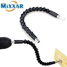 ZK30 Прямая поставка 1 шт. 295 мм гибкий вал для электрической дрели соединительные биты вала удлинитель отвертка аксессуары для электроинструмента