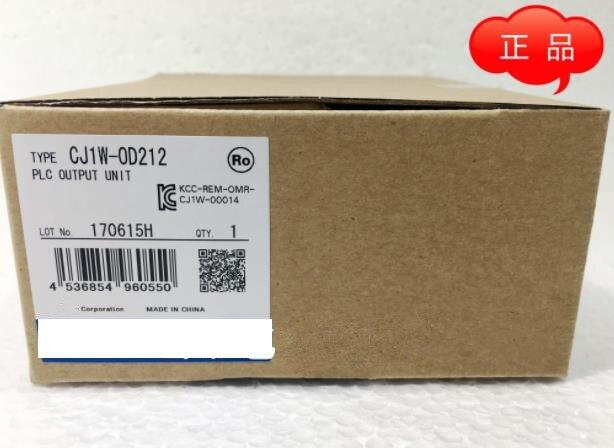 Original In New box       CJ1W-OD212Original In New box       CJ1W-OD212