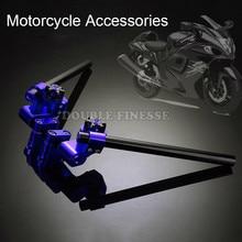 Motorcycle Adjustable Steering Handle Bar handlebar grip  for honda pcx125 pcx150 14 15 16 tmax500 t-max530 smax155 bws125 pcx