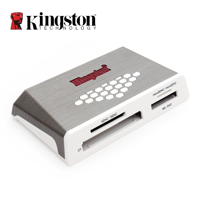 SSK SCRM630 Aluminum Alloy All-in-One USB 3.0 to Micro SD TF CF SD Card Reader