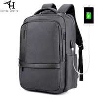 ARCTIC HUNTER Casual Women Backpack USB Backpack Men 15 6 Inch Laptop Backpacks For Teenage Girls