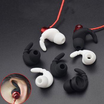 1 par de auriculares de piel suave de silicona resistentes accesorios para auriculares JBL auriculares Bluetooth deportivos #418