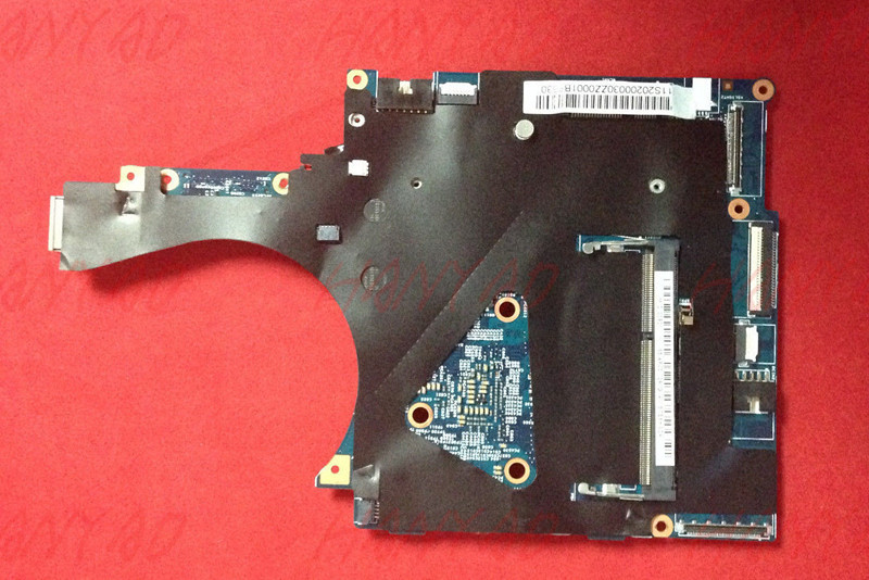 FRU90000054 For Thinkpad U400 Laptop Motherboard HM65 With SR06Z I5 CPU HD 6470M 1GB LU470 48.4PJ04.031 100% Tested