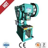 J23 25T Sheet Metal Working Machinery Hydraulic Stamping Machine Stainless Steel Fabrication Punching Machine