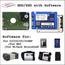 Das-xe-try 12.2020 software em ssd/hdd para mb estrela c3/c4/c5/c6 software diagonístico automático ista 11.2020 icom