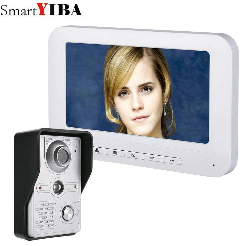 SmartYIBA House Villa Audio Visual Intercom Access System 7