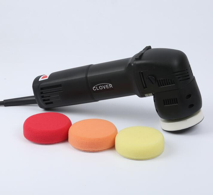 3 inch mini dual action polisher Clover CT7003 for tight area