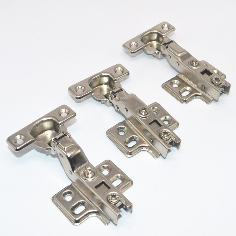 4PCS/LOT 26mm Cup Mini Hydraulic Soft Close Kitchen Cupboard Cabinet Hinge  Hinges(China