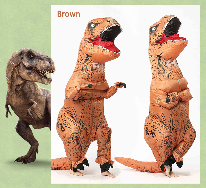inflatable dinosaur costume-14