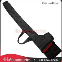 """Высокий подъемный домкрат Защитная крышка фермерский домкрат чехол для переноски сумка для хранения подходит для 4"""" 60"""" hi lift jack аксессуары для внедорожников 4X4"""