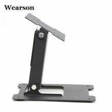 Wearson сенсорный ЖК-монитор и все в одном ПК подставка металлический держатель прочный с отверстием VESA 75x75 мм и 100x100 мм