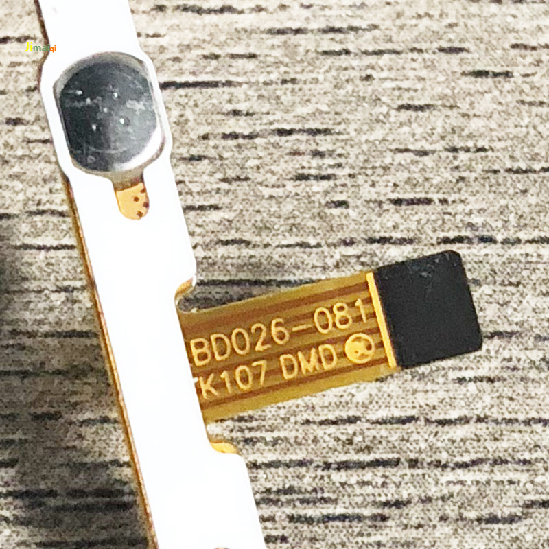 Image 5 - switch on off Power Volume button Flex cable For BD026 081 k107 DMD KT107 KEY tablet conductive flex with sticker replacement-in Tablet LCDs & Panels from Computer & Office