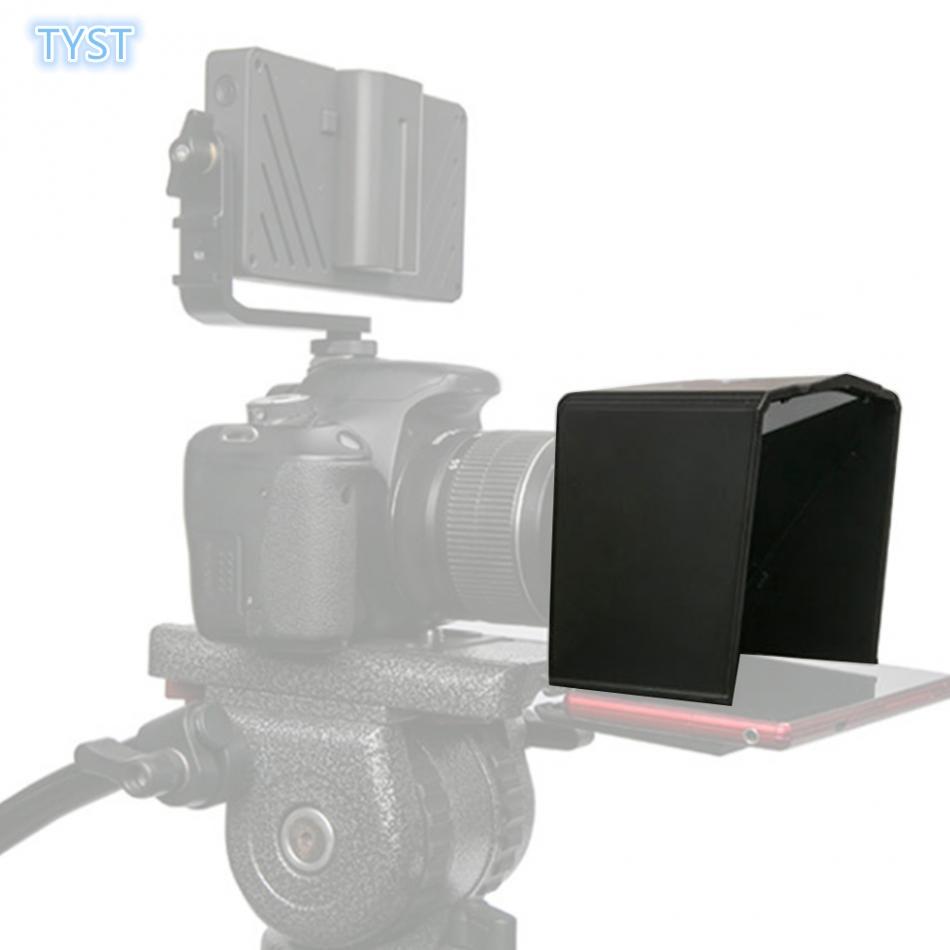 Bestview Smartphone Teleprompter Für Canon Nikon Sony Kamera Foto Studio Dslr Für Youtube Interview Teleprompter Video Kamera Neueste Technik Professionelle Audiogeräte Tragbares Audio & Video