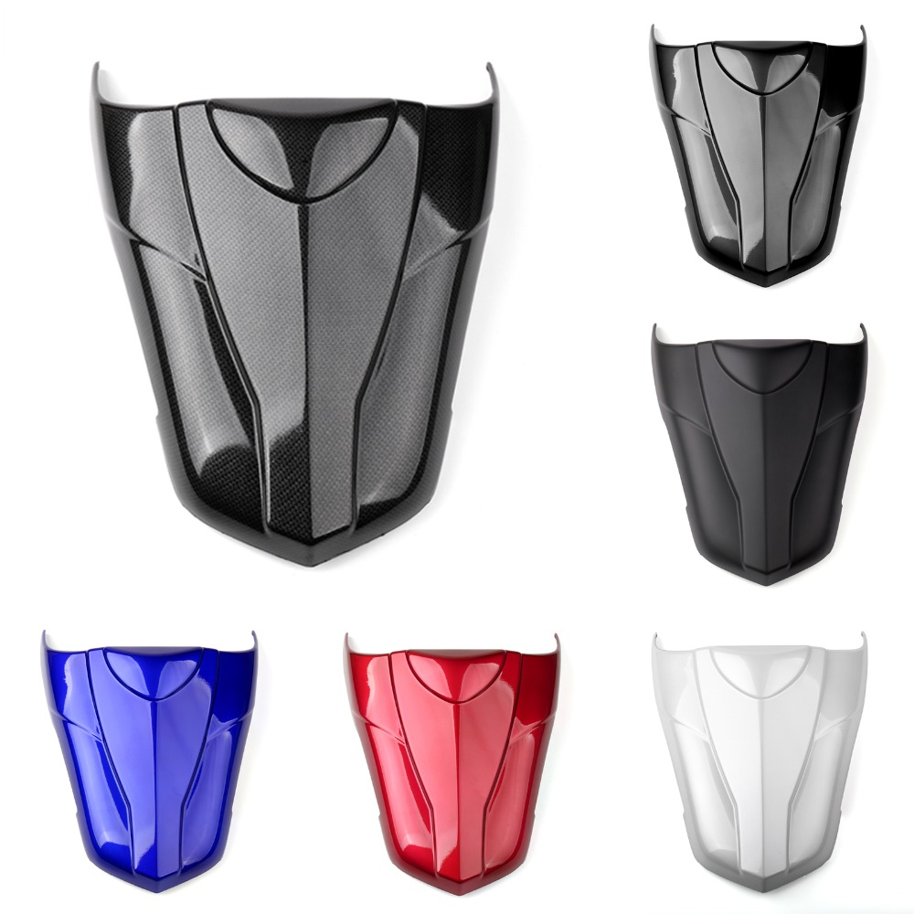 Areyourshop Motorcycle ABS Plastic Rear Seat Cover Cowl For Suzuki 2017-2018 SV650 Motorbike Part New Arrival