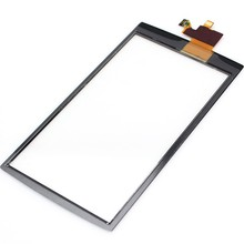 2pcs/lot Original New Touch Screen Glass Panel Digitizer For Sony Xperia Arc S LT15i LT18i X12 High Quality Touch Digitizer