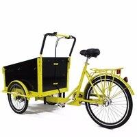 3 عجلات دراجة البضائع الكهربائية مع شهادة م|ماكينة المطبخ|   -