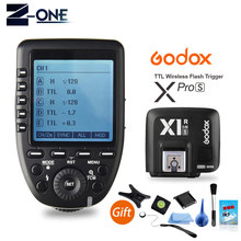 In Stock Godox Xpro S TTL II 2.4G X System Wireless Control Remote Trigger with X1R S Controller Receiver for Sony Flash