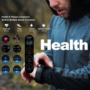"""Image 5 - [Darmowe słuchawki TWS] Zeblaze THOR 4 Dual 4G SmartWatch 5.0MP + 5.0MP podwójny aparat 1.4 """"AOMLED GPS/GLONASS 1GB + 16GB Smart Watch Men"""