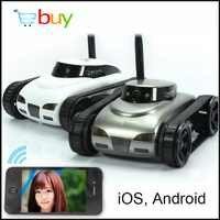 Mini Wifi Roboter Kamera RC Panzer APP-zeit Gesteuert durch IOS Android Smart Gerät für Kinder Kis Remote control Spielzeug Geschenke