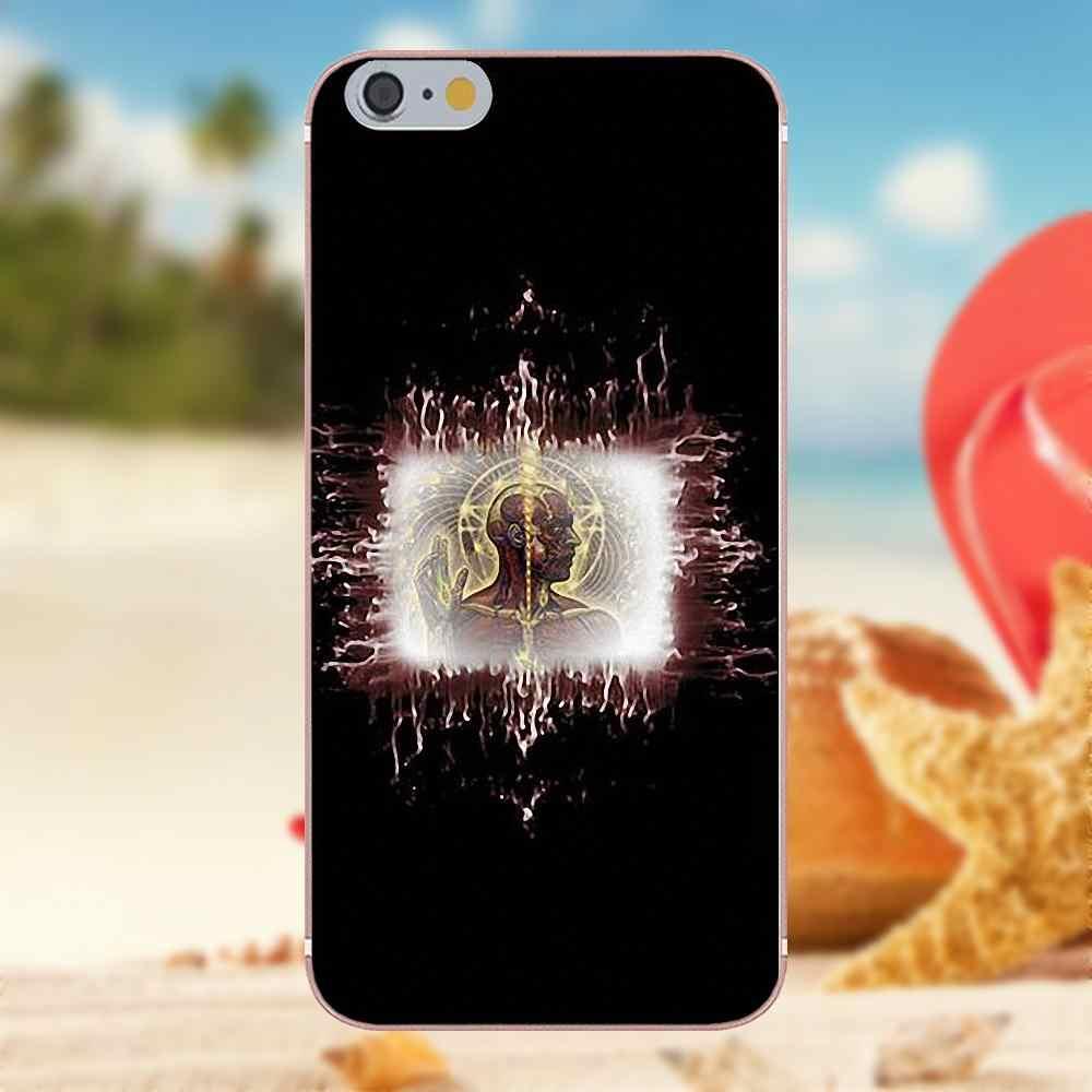 Di Động TPU mềm Điện Thoại Trường Hợp Bìa Cho iPhone 4 S 5 S 5C SE 6 S 7 8 thêm X Galaxy Note 5 6 8 S9 + Đại Core Prime Alpha Công Cụ Ban Nhạc Rock